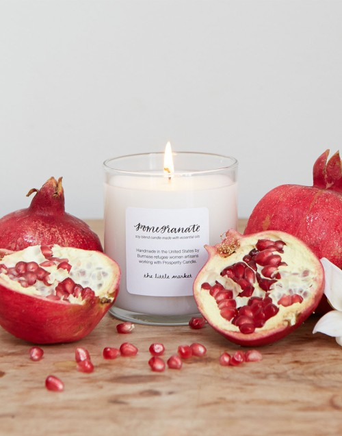 Pomegranate-Candle-_The-Little-Market